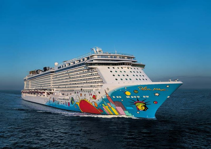 Norwegian Breakaway - photo: Norwegian Cruise Line